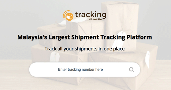 track your parcel malaysia 39 s largest shipment tracking platform. Black Bedroom Furniture Sets. Home Design Ideas